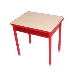 student-desk-all-welded-steel-bookbox-with-a-prism-red-metal-and-t-mold-return