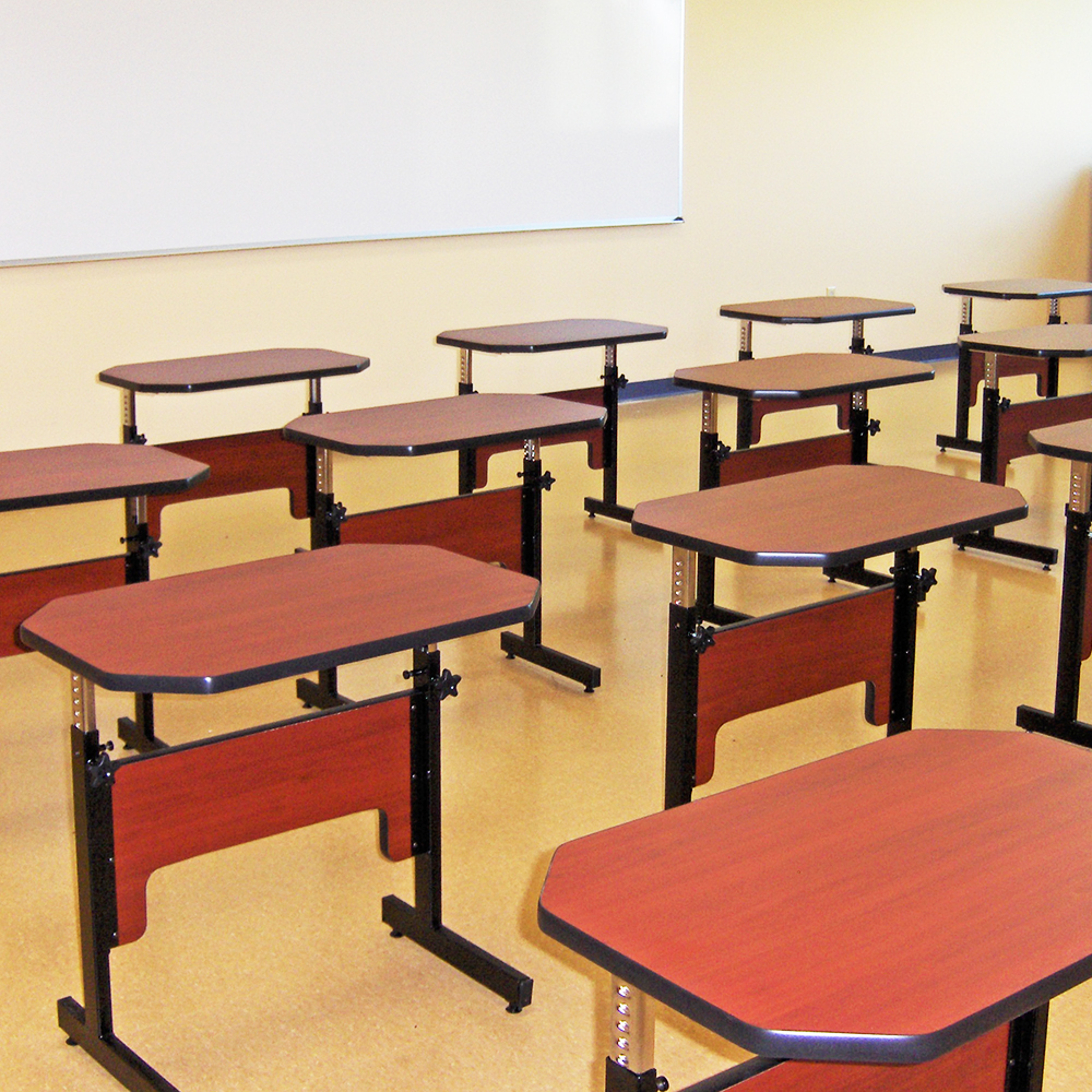 Classroom Furniture Canada ~ Series asco manufacturing computer office and