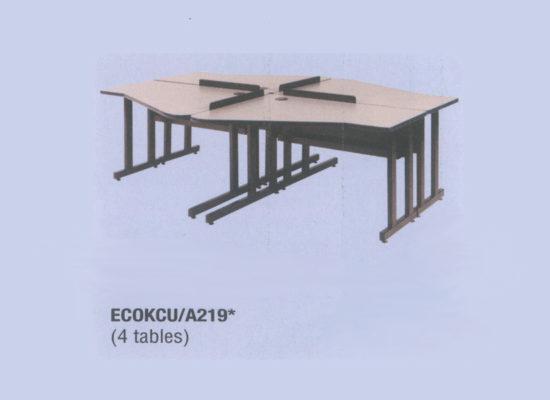 ECOKCU-A219-4TABLES