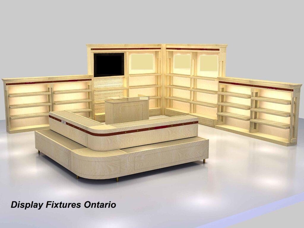 Display fixtures Ontario