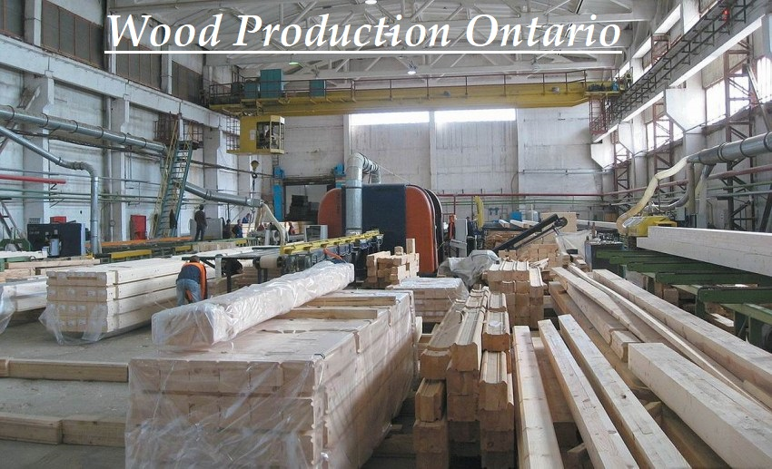 Wood Production Ontario